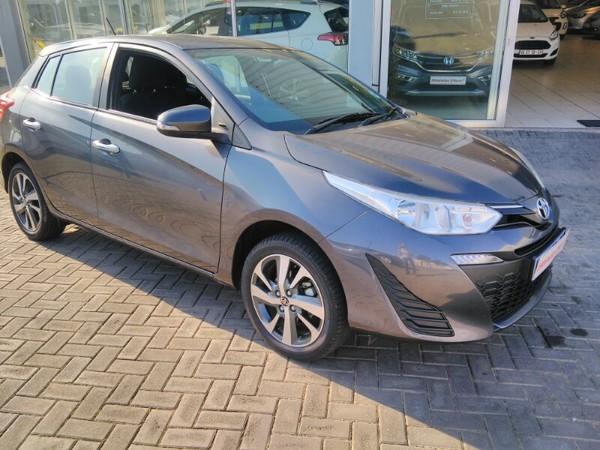 2018 Toyota Yaris 1.5 Xs 5-Door Eastern Cape East London_0