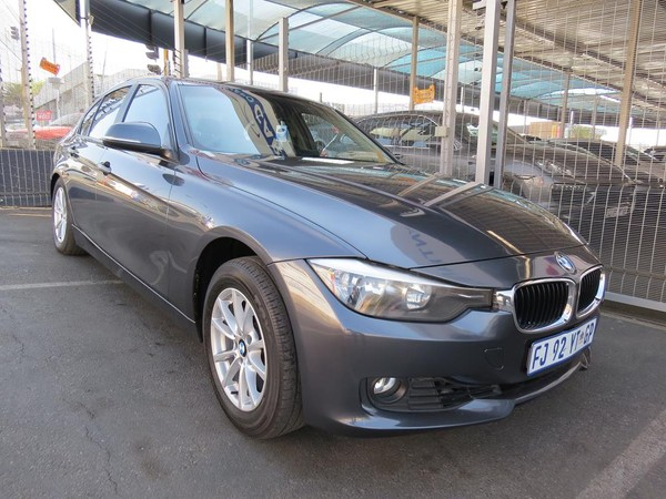 2012 BMW 3 Series 320i  At f30  Gauteng Johannesburg_0