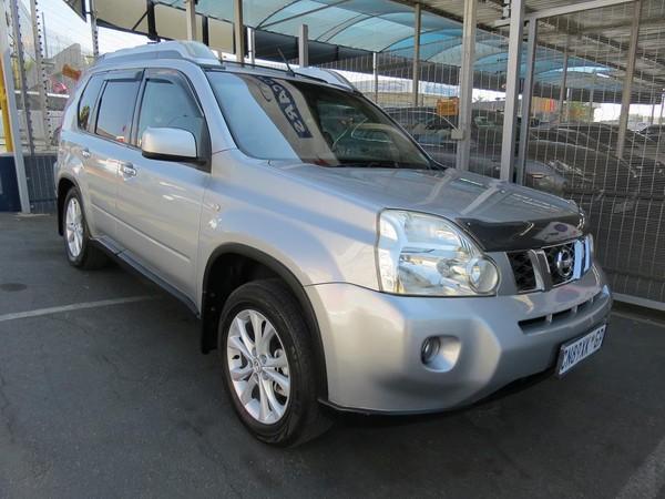 2008 Nissan X-trail 2.5 Se r62  Gauteng Johannesburg_0