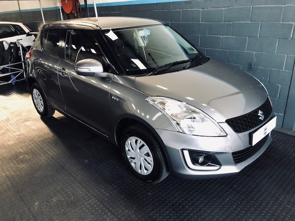 2018 Suzuki Swift 1.2 GL Western Cape Milnerton_0