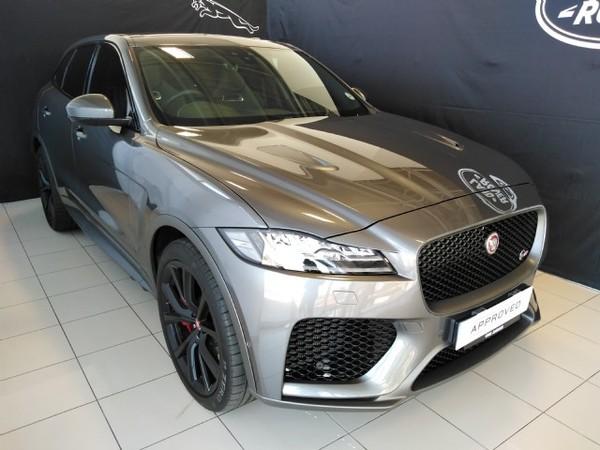2019 Jaguar F-Pace 5.0 V8 SVR Kwazulu Natal Umhlanga Rocks_0