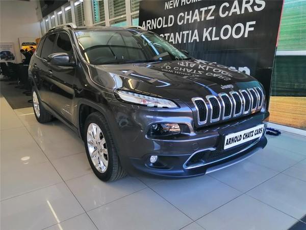 2015 Jeep Cherokee 3.2 Limited Auto Gauteng Roodepoort_0