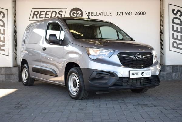 2019 Opel Combo Cargo 1.6TD FC PV Western Cape Bellville_0