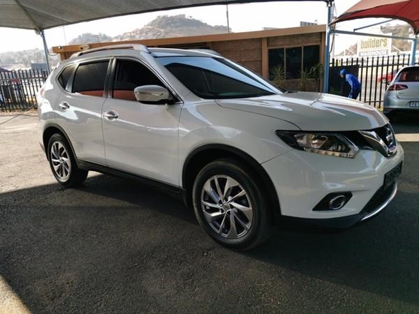 2016 Nissan X-Trail 2.0 4x2 Xe r82r88  Gauteng_0