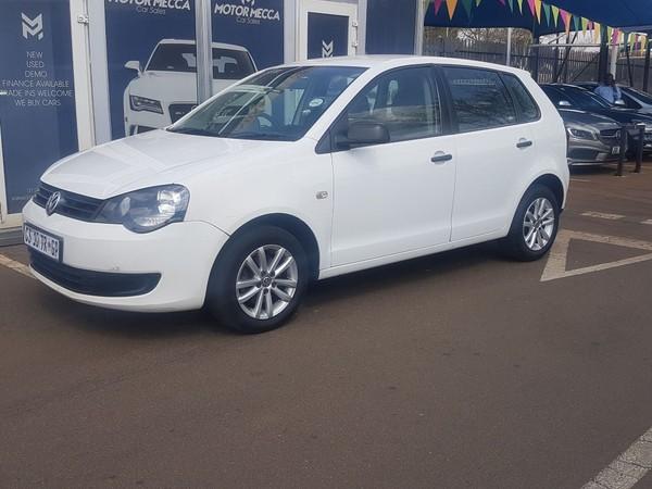 2013 Volkswagen Polo 1.6 Trendline  Gauteng Pretoria_0