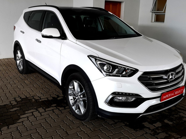 2016 Hyundai Santa Fe R2.2 Elite Auto Gauteng Vereeniging_0
