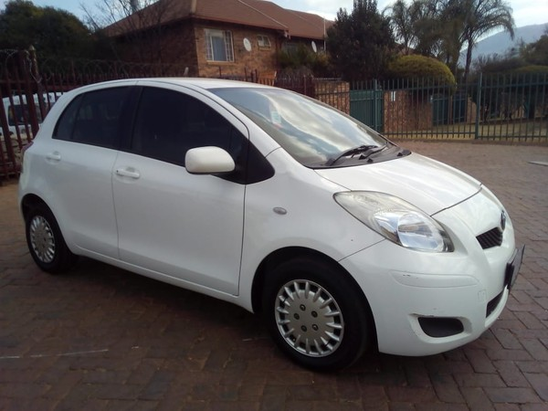 2009 Toyota Yaris T3 Ac 5dr  North West Province Hartbeespoort_0