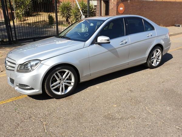 2013 Mercedes-Benz C-Class C200 Cdi Estate Avantgarde At  Gauteng Johannesburg_0