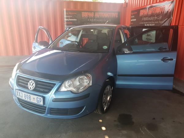 2009 Volkswagen Polo 1.6 Trendline  Gauteng Pretoria_0