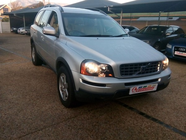 2007 Volvo Xc90 D5 7 Seater Reliability and Great Economy  Western Cape Milnerton_0