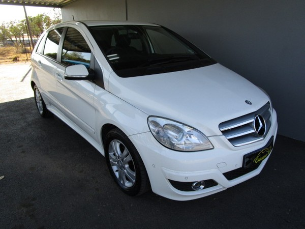 2011 Mercedes-Benz B-Class B 180 At  Gauteng North Riding_0