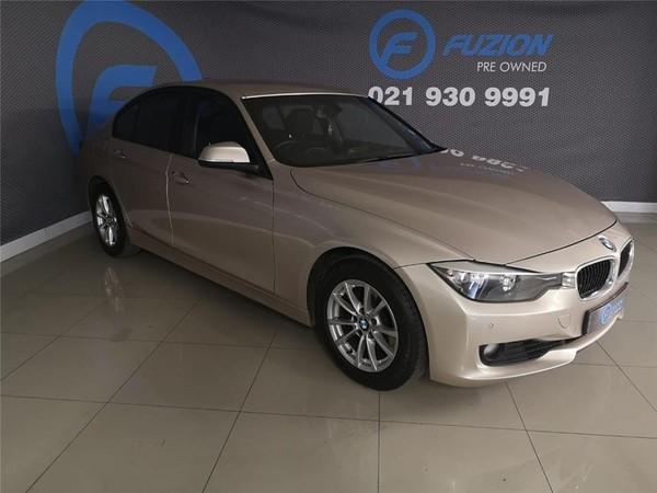 2013 BMW 3 Series 320i  At f30  Western Cape Parow_0
