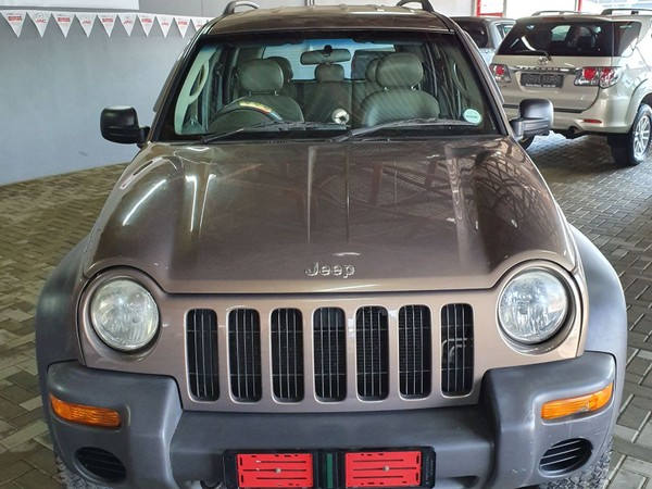 2002 Jeep Cherokee 2.5 Crd Sport  North West Province Hartbeespoort_0