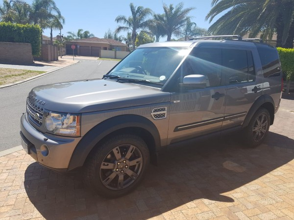2010 Land Rover Discovery 4 3.0 Tdv6 S  Western Cape Paarl_0