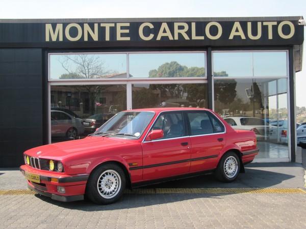 1992 BMW 3 Series 318i 4d e30  Gauteng Sandton_0