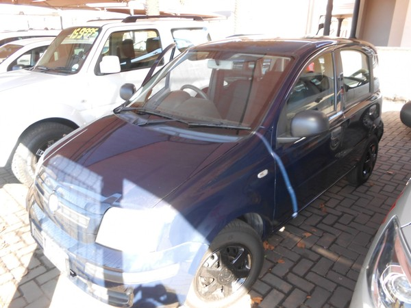 2012 Fiat Panda 1.2 Young  Mpumalanga Middelburg_0