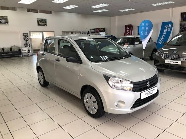 2017 Suzuki Celerio 1.0 GA Western Cape Cape Town_0