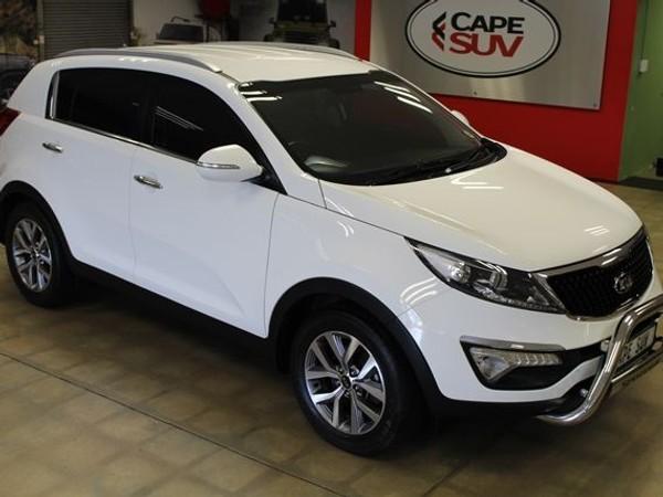2016 Kia Sportage 2.0 CRDi Western Cape Brackenfell_0