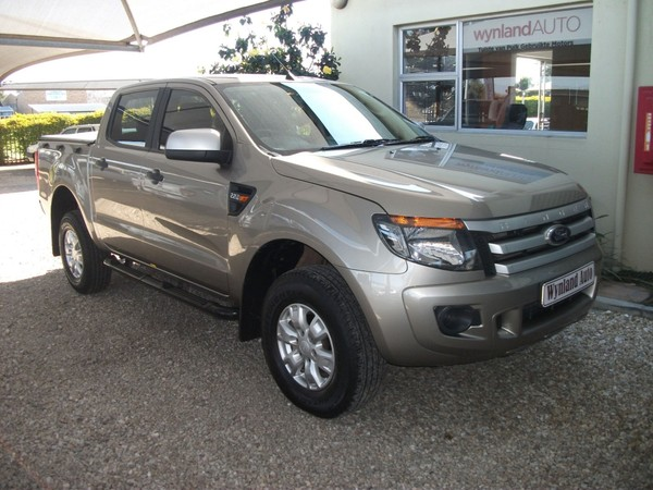 2015 Ford Ranger 2.2 TDCi XLS 4x4 Double Cab 110KW 6 Speed  Western Cape Worcester_0