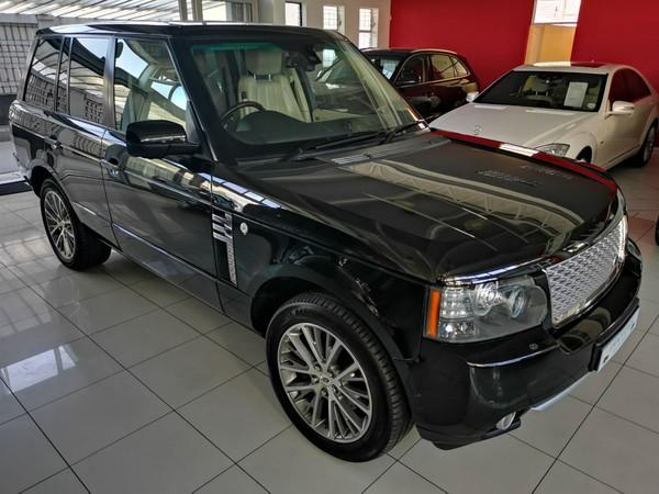 2011 Land Rover Range Rover 5.0 V8 Sc Autobiography  Western Cape Bellville_0