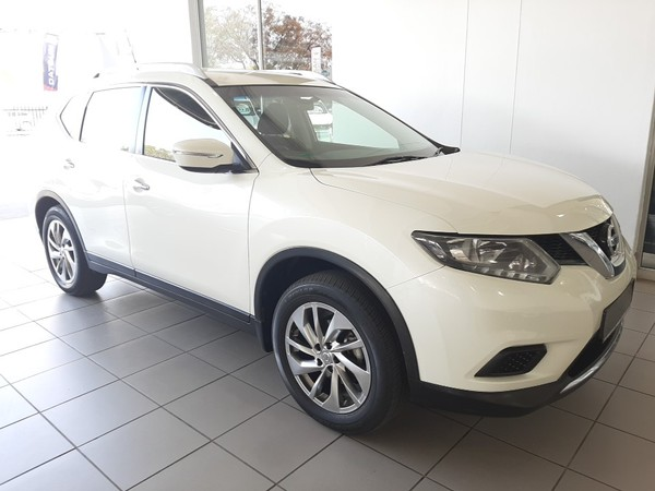 2016 Nissan X-Trail 2.0 XE T32 with extended service plan optional Gauteng Pretoria_0