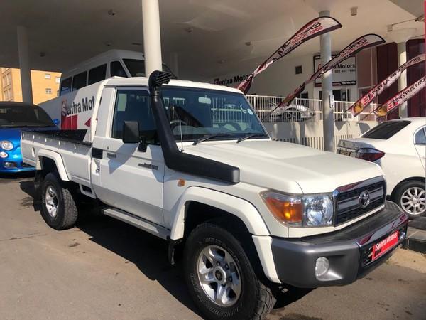 2013 Toyota Land Cruiser 79 4.2d Pu Sc  Free State Bloemfontein_0