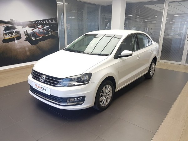 2017 Volkswagen Polo GP 1.6 Comfortline TIP Kwazulu Natal Newcastle_0