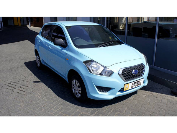 2018 Datsun Go 1.2 LUX AB Gauteng Four Ways_0
