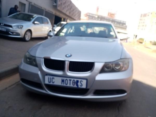 2007 BMW 3 Series 320i e90  Gauteng Germiston_0
