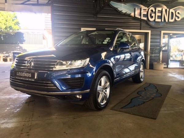 2015 Volkswagen Touareg GP 4.2 V8 TDI EXEC TIP Western Cape Strand_0