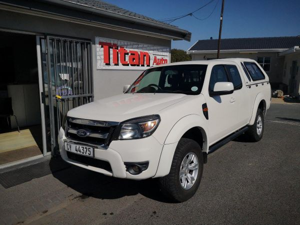 2010 Ford Ranger 3.0tdci Xlt Hi -trail Pu Supcab  Western Cape Kuils River_0