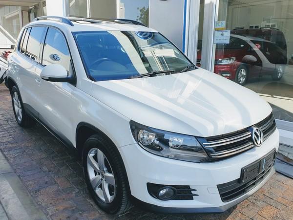 2014 Volkswagen Tiguan 1.4 Tsi Bmo Tren-fun 90kw  Western Cape Oudtshoorn_0