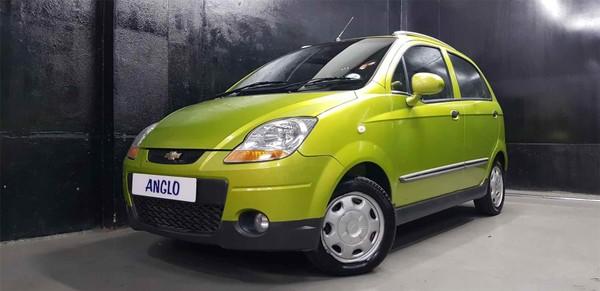 2012 Chevrolet Spark Lite Ls 5dr  Gauteng Benoni_0
