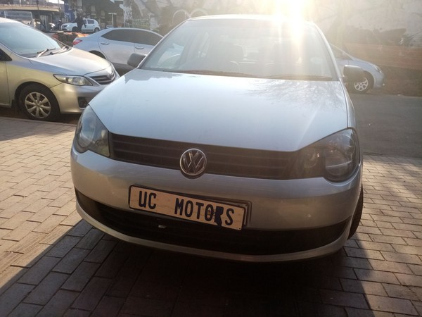 2014 Volkswagen Polo Vivo 1.4 Trendline Gauteng Germiston_0