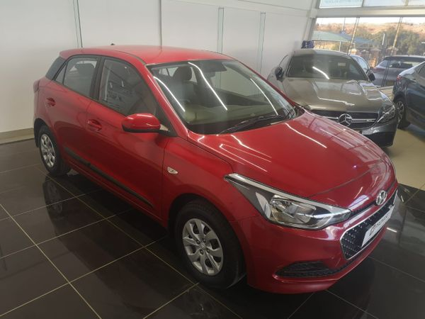 2018 Hyundai i20 1.4 Motion Auto Gauteng Roodepoort_0