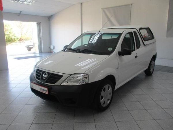 2017 Nissan NP200 1.5 Dci  Ac Safety Pack Pu Sc  Eastern Cape Humansdorp_0