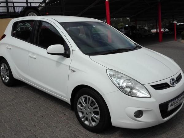 2011 Hyundai i20 1.4 At  Gauteng Randburg_0
