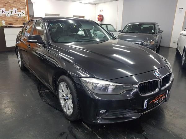 2012 BMW 3 Series 320d f30  Western Cape Goodwood_0