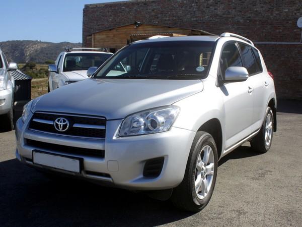 2011 Toyota Rav 4 Rav4 2.0 Gx  Western Cape Mossel Bay_0