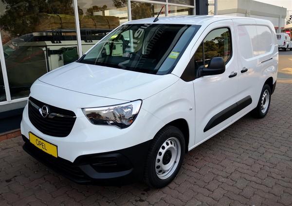 2020 Opel Combo Cargo 1.6TD LWB FC PV Gauteng Randburg_0