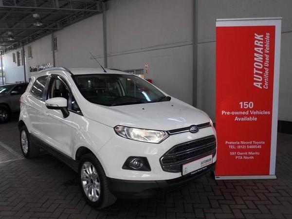 2015 Ford EcoSport 1.5TDCi Titanium Gauteng Pretoria North_0