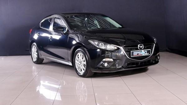 2015 Mazda 3 1.6 Dynamic Gauteng Nigel_0