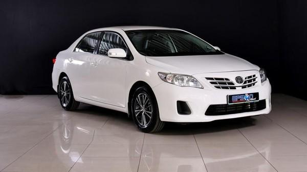 2013 Toyota Corolla 1.6 Advanced  Gauteng Nigel_0