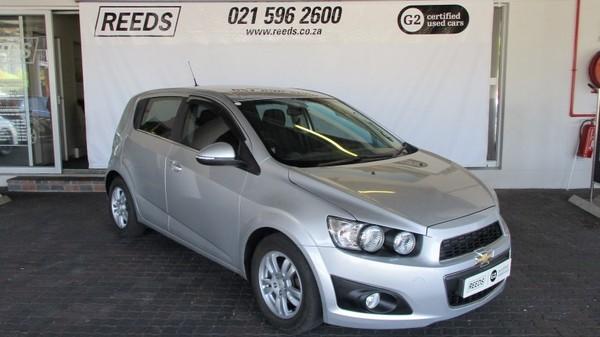 2015 Chevrolet Sonic 1.6 Ls 5dr  Western Cape Goodwood_0