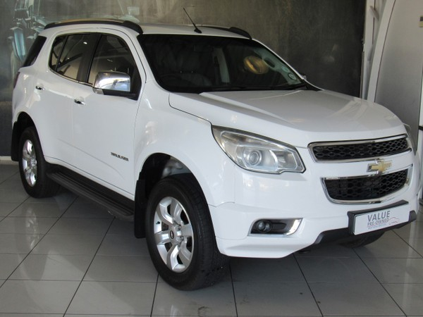 2014 Chevrolet Trailblazer 2.8 Ltz At  Western Cape Goodwood_0