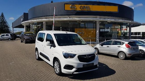 2019 Opel Combo Life Enjoy 1.6TD FC PV Western Cape Tygervalley_0