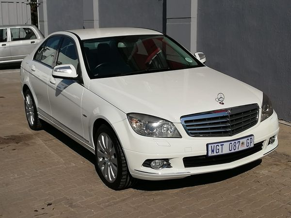 2007 Mercedes-Benz C-Class C220 Cdi Elegance At  Gauteng Randburg_0