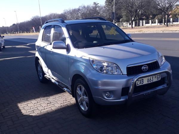 2010 Daihatsu Terios  Gauteng Boksburg_0