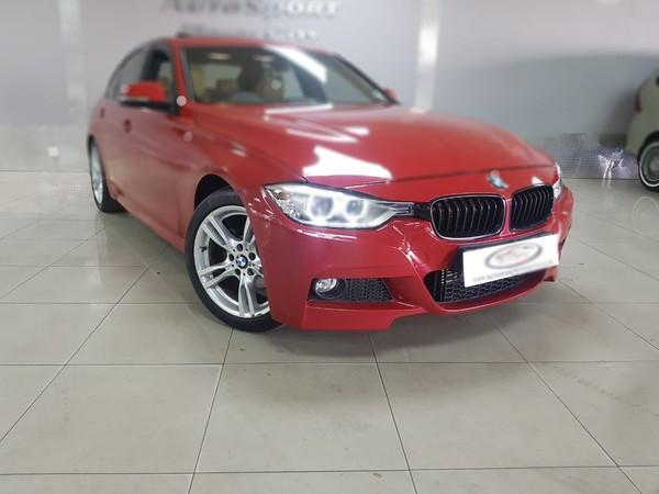 2013 BMW 3 Series 320i M Sport Line f30  Gauteng Benoni_0
