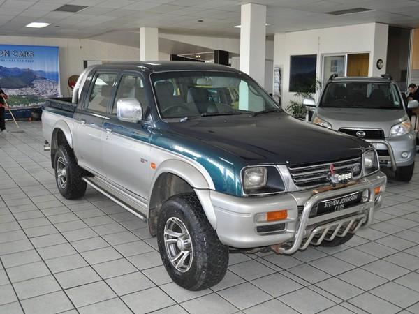 1999 Mitsubishi Colt Rodeo 3000i 4x4 Pu Dc  Western Cape Cape Town_0